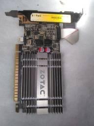 Placa de vídeo zotac gt 210
