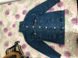 Jaqueta jeans (nunca usada)