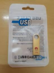 Pen drive USB 2TB 3.0 Novo.