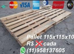 Pallet 115x115 entrego