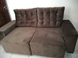 Sofa retratil 3lugares
