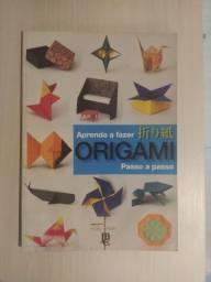 Livro: Aprenda a fazer origami - passo a passo