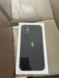 IPhone 11 64gb Preto Novo na Caixa