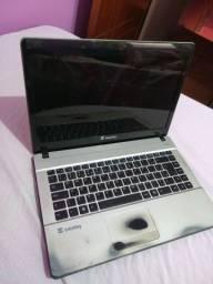 Notebook Itautec W7730 Prata
