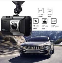 Gravador Frontal Hd 1080p Grande Angular Câmera Painel