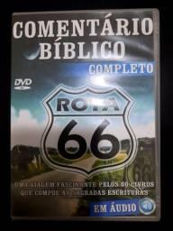 Bíblia De Estudo Comentada Áudio Mp3 Luiz Sayao Rota 66