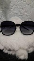 Óculos de sol Christian Dior quadrado