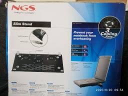 "Promoçao   Soporte Cooler para Laptop até 14"""