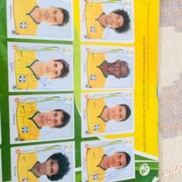 Álbum completo da Copa de 2014