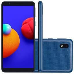 Celular Samsung A01 CORE - AZUL - 32GB