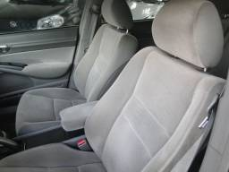 Honda Civic lxs 1.8 cinza 16v manual 2008