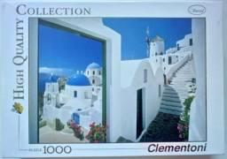 Quebra Cabeça 1000 peças Clementoni - Importado