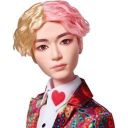 Bonecos BTS Original Mattel Kpop - V