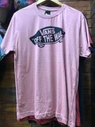 4 camisas algodão fio 30.1 por R$ 100 dinheiro ou débito