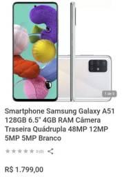 Vendo celular A21s novo