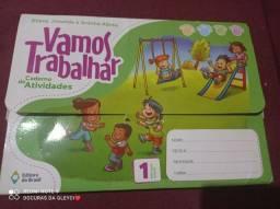 Caderno de atividades VAMOS TRABALHAR