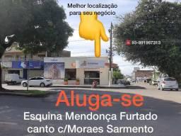 Alugo Ponto Comercial na Mendonça Furtado com Moraes Sarmento