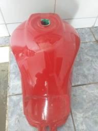 Tanque de moto CG 150 2011 zap *47