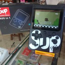 Vídeo Game Portátil - Sup Game 400 in 1.