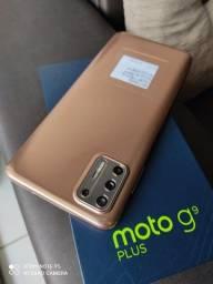 moto g9 plus 128gb novo sem uso 1 ano garantia em mossoró