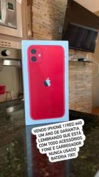 iPhone 11 RED 64g