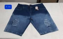 Bermuda jeans da Diesel tamanho 46