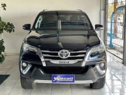 Título do anúncio: Toyota Hilux SW4 SRX 2.8 diesel 2017, único dono