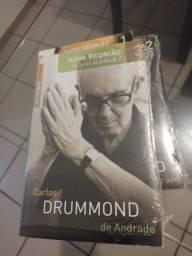 Título do anúncio: Coleção Carlos Drummond