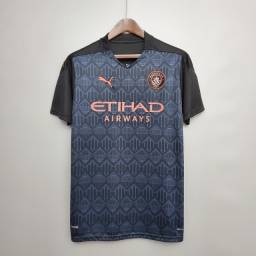 Camisa Puma Manchester City II 20/21