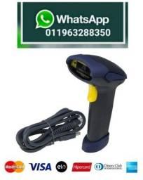 Leitor Código de Barras Laser Cabo USB 1,8m,S2013