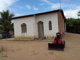 Sitio com 1 tarefa de terra cercada, com cisterna e vários pés de frutas