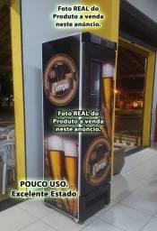 Cervejeira vertical Metalfrio bar restaurante lanchonete comercio freezer