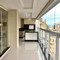 Apartamento mobiliado com 4 suítes na Meia Praia Itapema - SC.