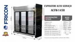 Expositora 3 portas Fricon