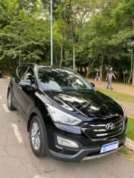 Hyundai Santa fé v6 2015/16 baixa km extra