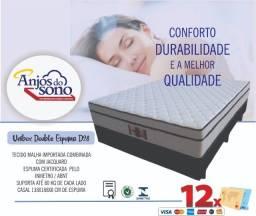 Unibox Double Reconflex Casal - * Frete Grátis para o Recife