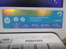 Computador UD3531 - Positivo Union - semi novo