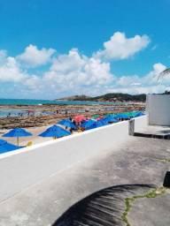 Casa beira mar Gaibu seis quartos piscina mobiliada churrasqueira