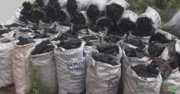 Carvão saca 30kg.