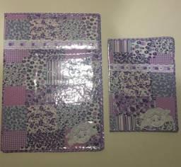 Kit cartão de vacina e capa de certidão de nascimento