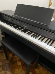 Piano digital Casio Celviano AP 250 com banqueta