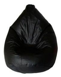 Puff Pêra grande ( preto )