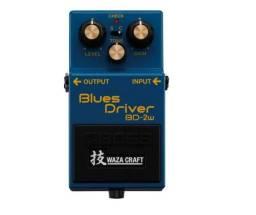 Pedal De Guitarra Boss Blues Driver Bd-2w Waza Craft