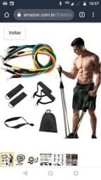 Kit para ginástica funcional