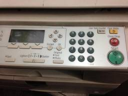 Copiadora Ricoh Aficio MP 1500 Usada 110V - Monocromática