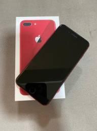 iPhone 8 Plus vermelho 64GB