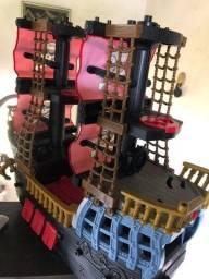 Navio Pirata Imaginext