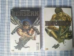 Berserk volumes 1 e 2.