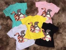 T-shirts infantil