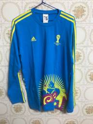 Camiseta Copa 2014 Adidas ( voluntario )